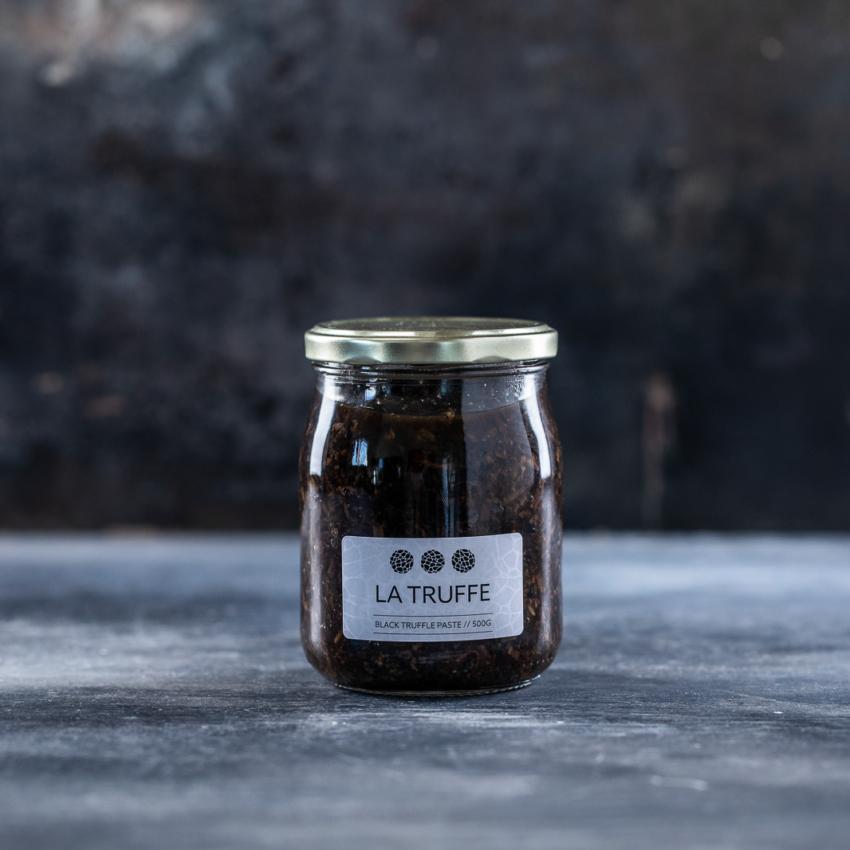 Sort Trøffelpaste 100%