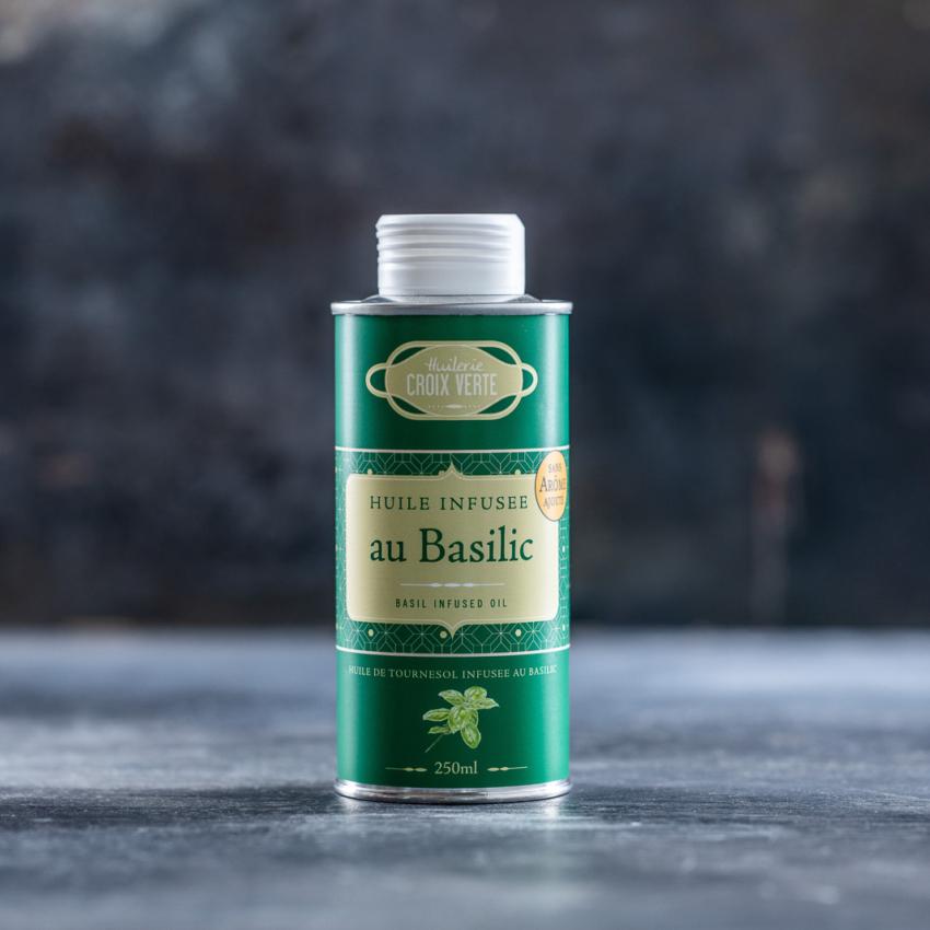 Basilikum olie