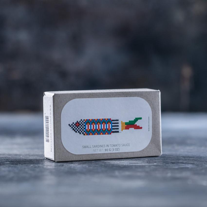 Små sardiner i tomatsauce – JOSE GOURMET