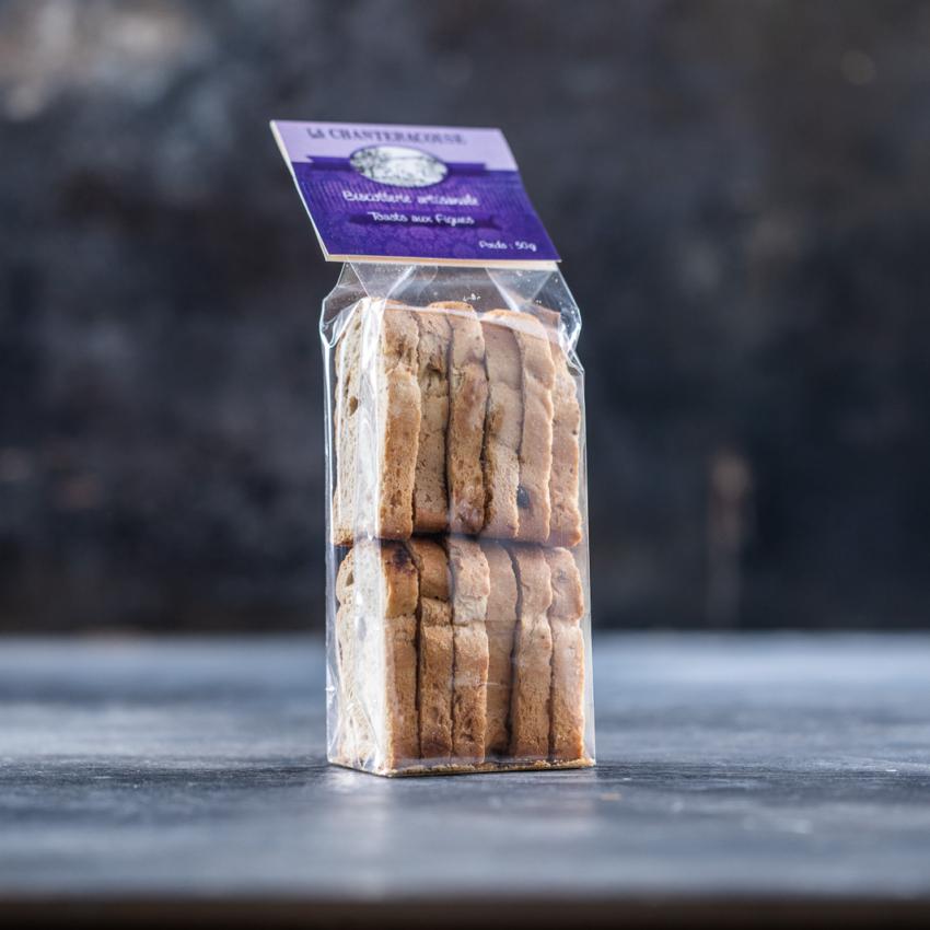 Mini toast med figner