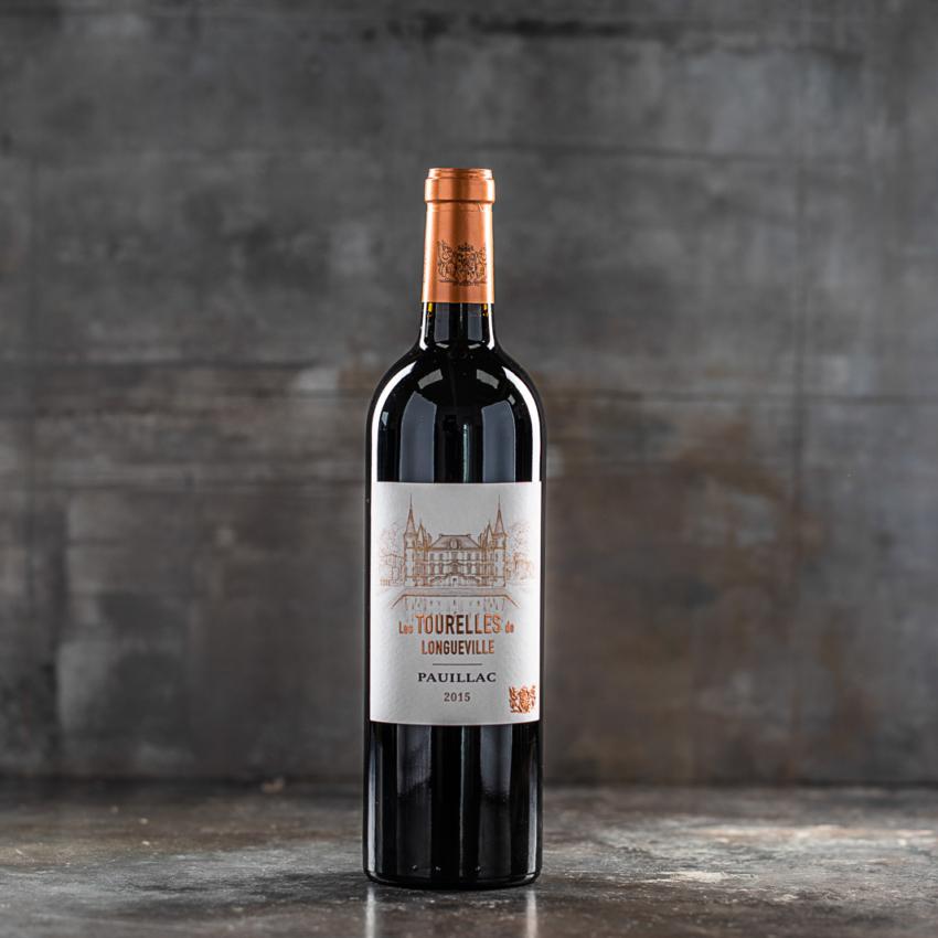 2015 Les Tourelles de Lonqueville, 2. vin, Château Pichon Longueville