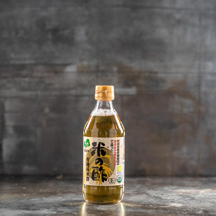 Økologisk ris eddike
