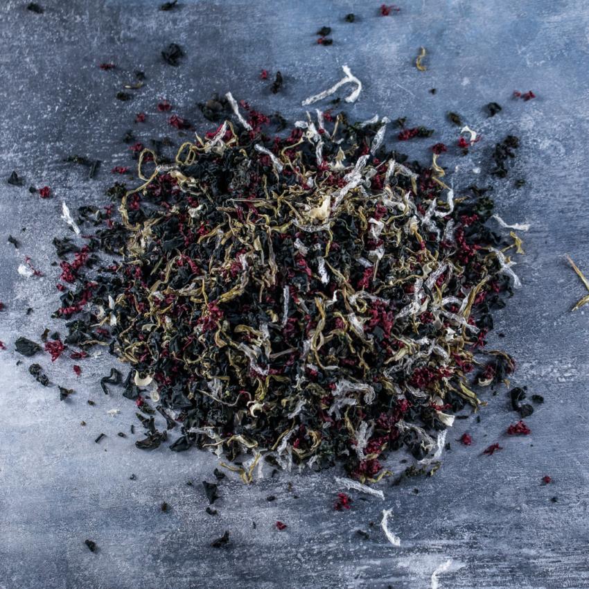 Tørret tang salat