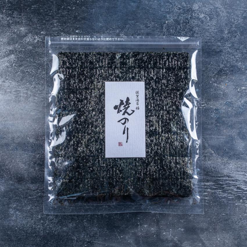 Sushi nori tang