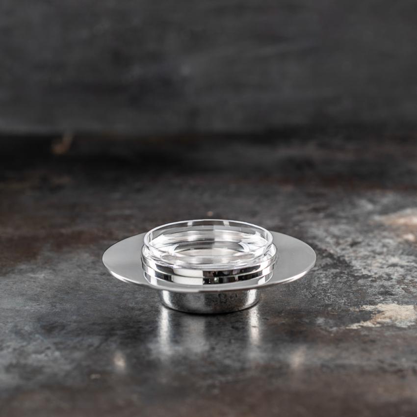 Caviar cup saturne