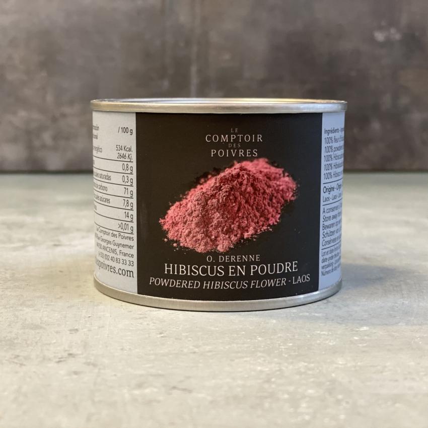 Hibiscus pulver