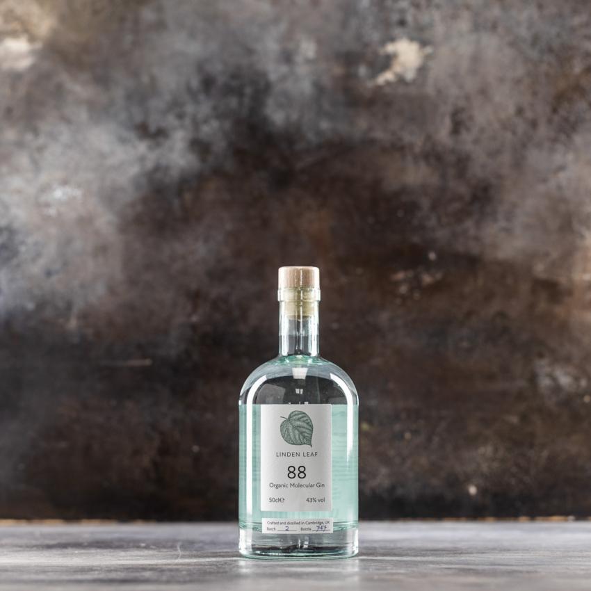 """""""88"""" Organic Gin"""