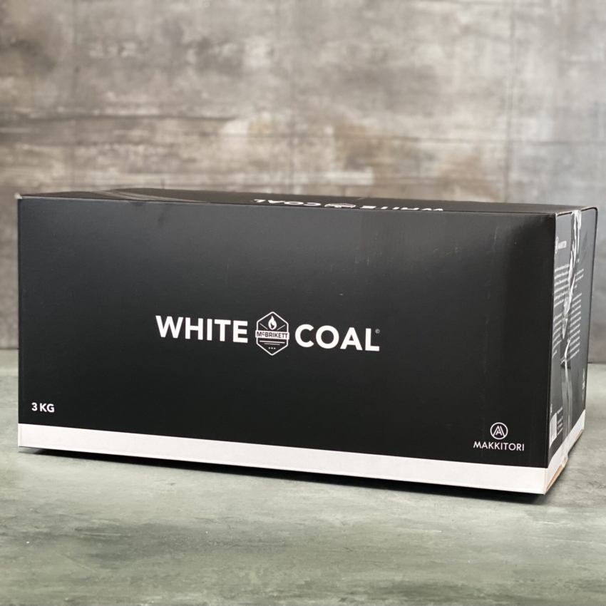 Binchotan hvidt kul 3kg