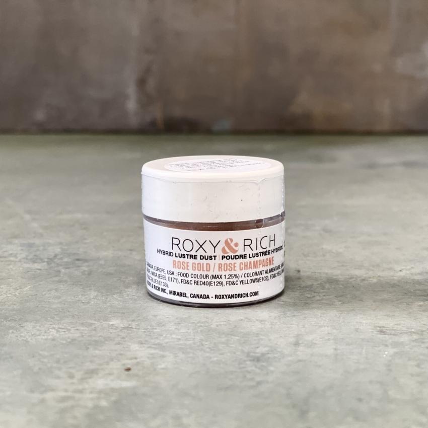 Hybrid Luster Dust – Rosé Guld