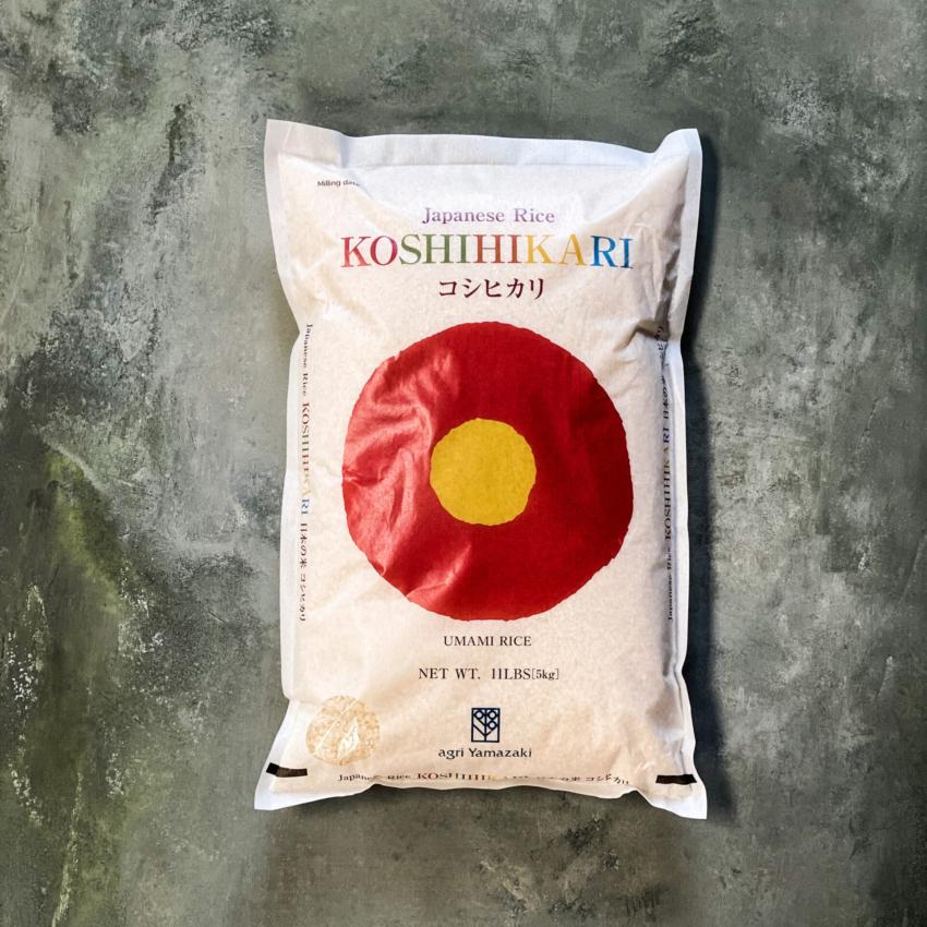 Koshihikari ris